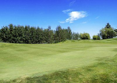 Innisfail Golf Club - Course Layout - Aspen 2