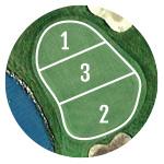 Innisfail Golf Club - Course Layout - Aspen 3