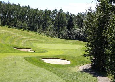 Innisfail Golf Club - Course Layout - Aspen 4