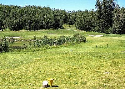 Innisfail Golf Club - Course Layout - Aspen 5