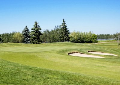 Innisfail Golf Club - Course Layout - Aspen 7