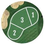 Innisfail Golf Club - Course Layout - Hazelwood 2