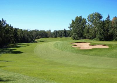 Innisfail Golf Club - Course Layout - Hazelwood 5