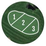 Innisfail Golf Club - Course Layout - Hazelwood 4