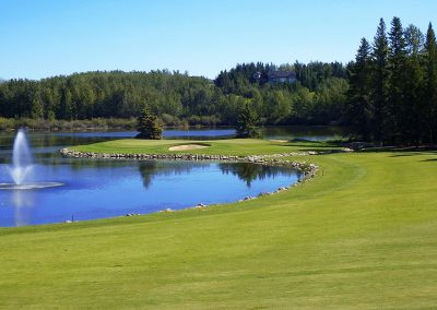 Innisfail Golf Club - Course Layout - Hazelwood 6