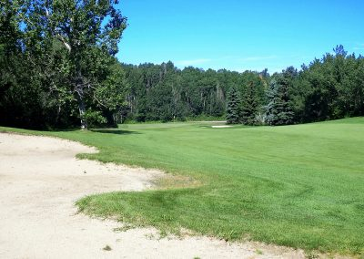 Innisfail Golf Club - Course Layout - Hazelwood 7