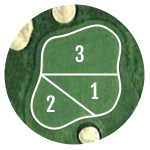 Innisfail Golf Club - Course Layout - Hazelwood 8