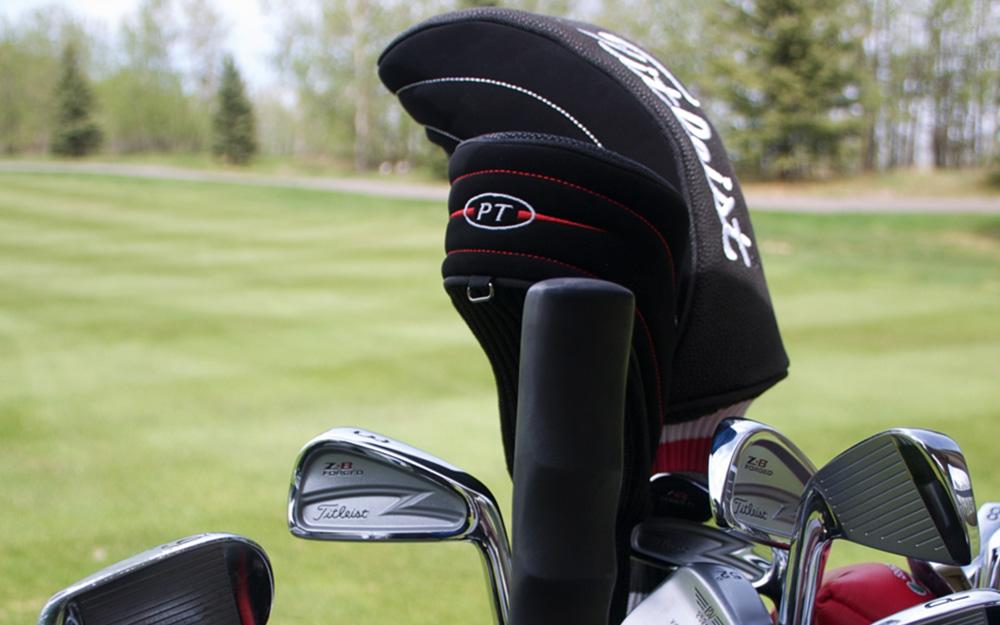 Innisfail Golf Club - Equipment Trade-In - Header Image - Innisfail, Alberta