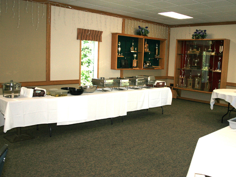 Innisfail Golf Club - Facilities - Tournament House - Innisfail, Alberta