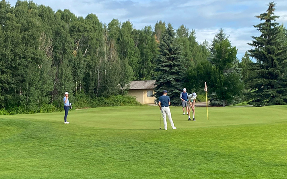 Innisfail Golf Club - Homepage - Club Tournaments Image - Innisfail, Alberta