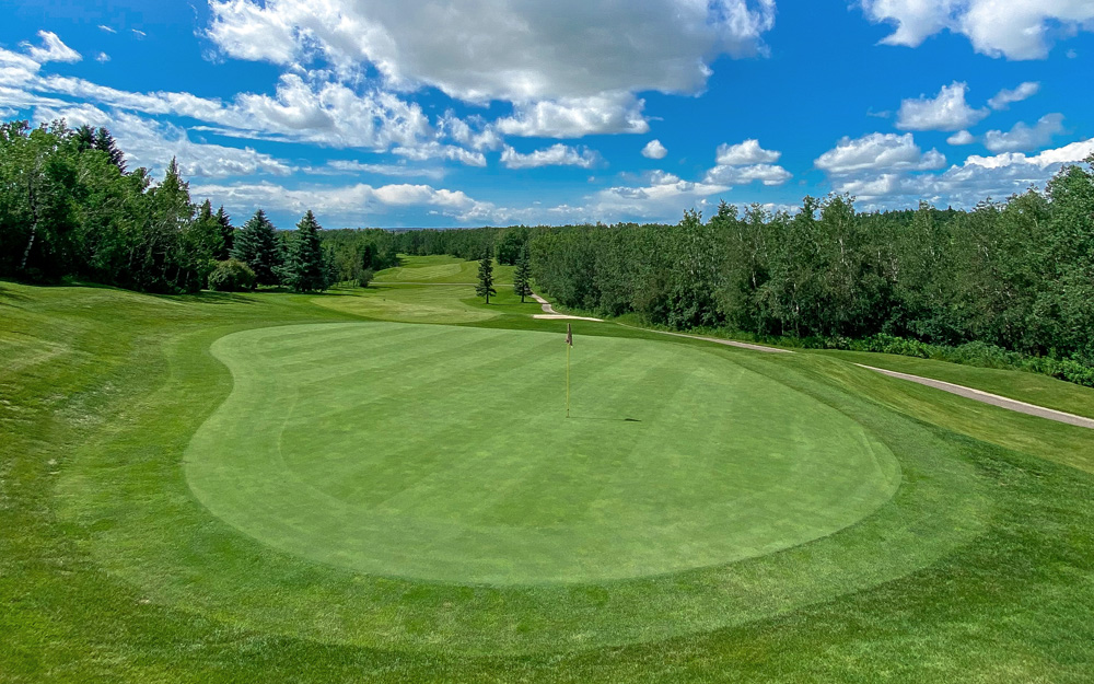 Innisfail Golf Club - Homepage - Green Fees Image - Innisfail, Alberta