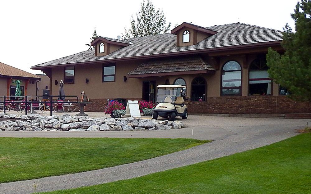 Innisfail Golf Club - Homepage - Pro Shop Image - Innisfail, Alberta