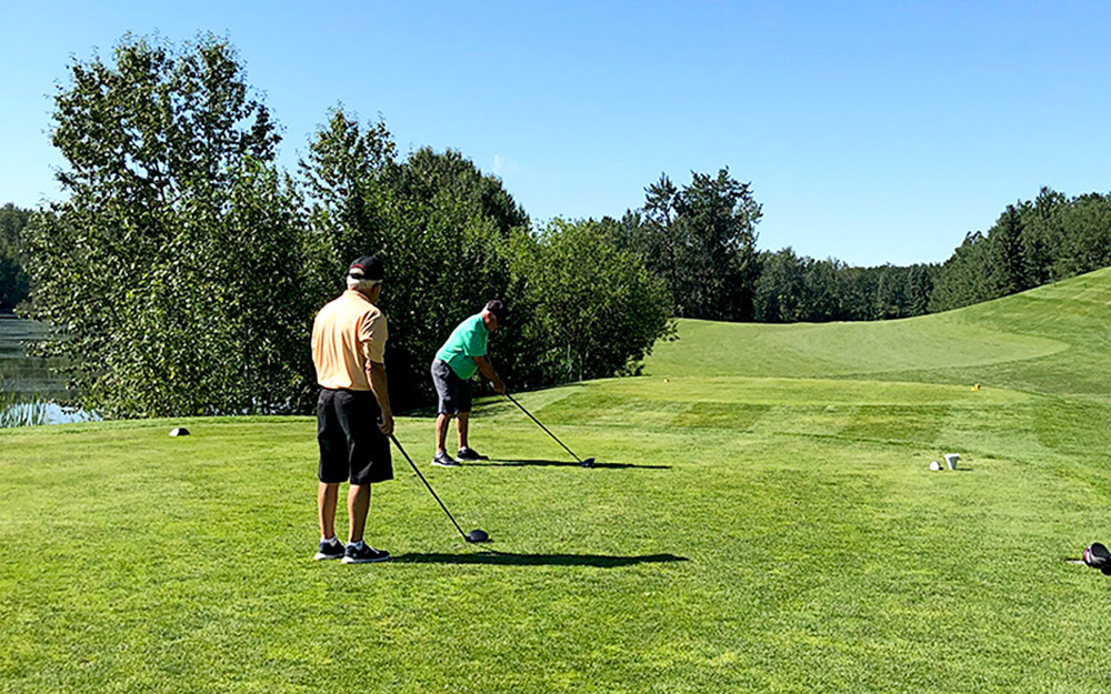 Innisfail Golf Club - Homepage - Programs & Leagues Image - Innisfail, Alberta