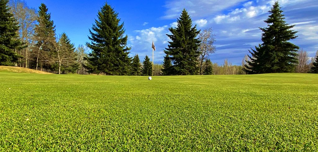 Innisfail Golf Club - Reciprocal Rate - Header Image - Innisfail, Alberta