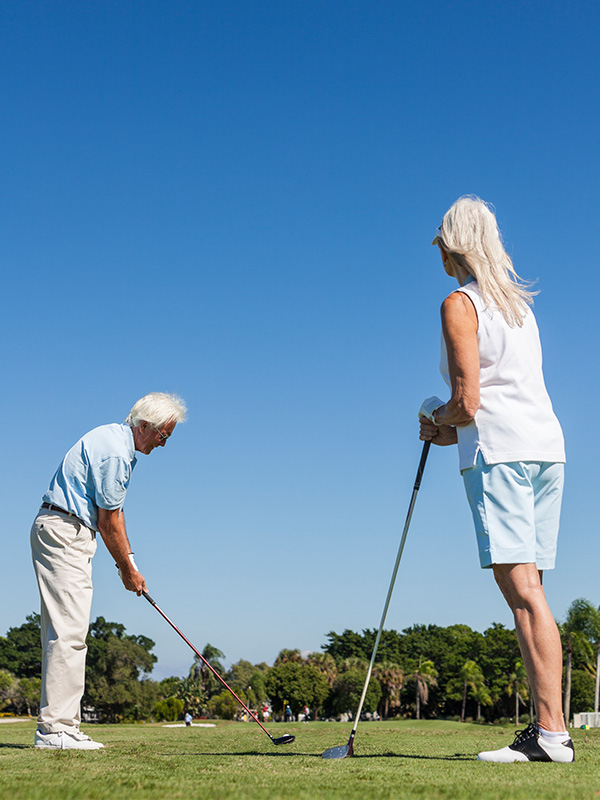 Innisfail Golf Club - Programs & Leagues - Senior & Ladies Morning