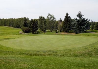 Innisfail Golf Club - Course Layout - Spruce 1