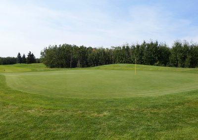 Innisfail Golf Club - Course Layout - Spruce 2