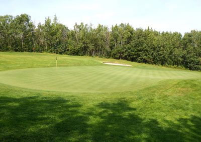 Innisfail Golf Club - Course Layout - Spruce 3
