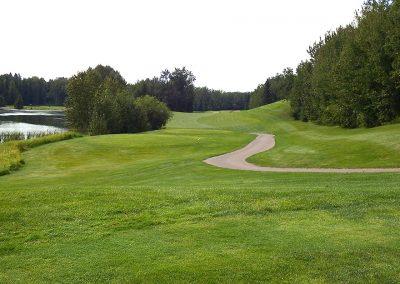 Innisfail Golf Club - Course Layout - Spruce 5