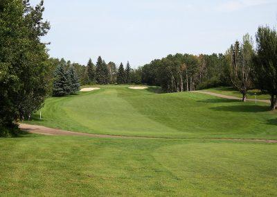 Innisfail Golf Club - Course Layout - Spruce 6