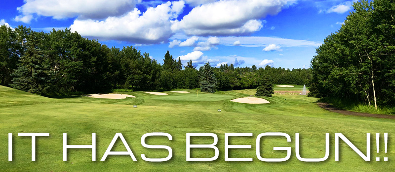 2021 Opening Dates - Innisfail Golf Club - Golf Opening dates
